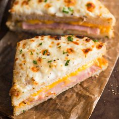 Grill Sandwich, Sandwich Croque Monsieur, French Sandwich, Bread Cake, Breakfast Lunch Dinner, Wrap Sandwiches, I Foods, New Recipes, Food Photography