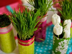 #DIYWedding Centerpieces >> http://www.hgtv.com/design/make-and-celebrate/entertaining/diy-wedding-centerpieces-pictures?soc=pinterest