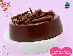 El mejor pastel de #Chocolate para celebrar a tu #Mamá