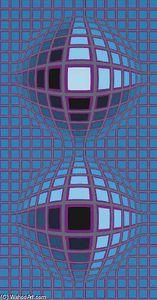 Kardoe - (Victor Vasarely)