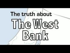 So what's the deal with Israel - they stole the Palestinian's land, right?  The FACTS are: