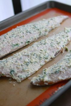 Easy 20 Minute Garlic and Herb Baked Cod Best Fish Recipes, Tilapia Fish Recipes, Salmon Recipes, Healthy Recipes, Easy Cod Recipes, Baked Cod Recipes Healthy, Rockfish Recipes, Flounder Recipes, Haddock Recipes