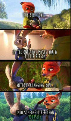 Nick & Judy