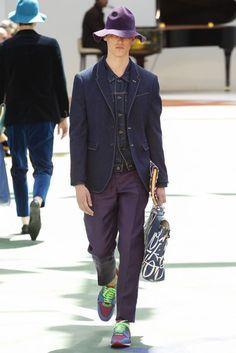 Burberry Prorsum Spring/Summer 2015 Menswear
