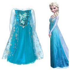 Elsa dress Elsa birthday outfit frozen birthday by ForPrincesses, $45.99