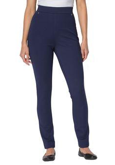 dc2acb1930 Plus Size Tek Gear® Shapewear Colorblock Capri Leggings