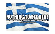Read: Fake it 'til ya break it: What the Greek implosion tells us about America's future. http://www.firebreathingchristian.com/archives/9504
