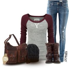 comfy and cute go out or hangout outfit
