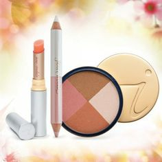Look every bit the beautiful bride on your wedding day with jane iredale's Beautiful Bride kit.