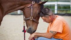 After racing is over, many race horses face the slaughterhouse. But they can do so much more.