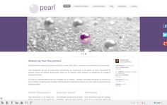 The #Website and full #Branding design we at www.boostingyourbrand.com made for our client Pearl Recruitment ➠ www.pearl-recruitment.com. A full website including News Feed, full social integration, Blog and much more! If you are in the market for a new website or want to discuss a redesign please contact Jakolien Sok @ jakolien@boostingyourbrand.com