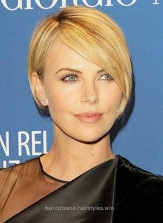 Excellent Charlize Theron Asymmetrical Short Bob Hairstyles 2017 The post Charlize Theron Asymmetrical Short Bob Hairstyles 2017… appeared first on Haircuts and Hairstyles ..