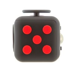 The Black Widow Stress Cube is an innovative fidget toy designed to reduce stress and improve cognitive performance. Use the Stress Cube everywhere whether you're on the job, in the classroom, at your house or on an adventure.