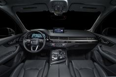 The 2017 Audi is the featured model. The 2017 Audi Interior image is added in the car pictures category by the author on Apr Audi Suv 2017, Audi A7, Audi Q7 Interior, Audi Q7 Black, Luxury Crossovers, Car Tags, Mercedes Maybach, Jeep Accessories, Autos