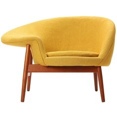 the Egg chair by Hans Olsen