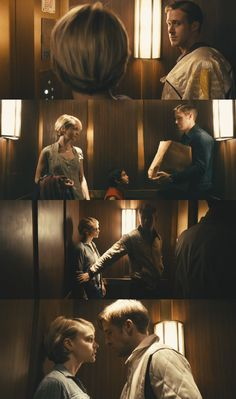 Drive, 2011 (dir. Nicolas Winding Refn) love in an elevator watch this movie free here: http://realfreestreaming.com