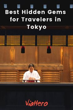 Thousands of visitors flock to Tokyo, Japan each month. For a truly unique trip, get off the tourist path and seek out these Tokyo hidden gems.