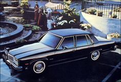 1977 Oldsmobile 98 Regency  Sedan