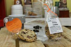 Cucas #cookies #galletas de #chocolate #artesanas