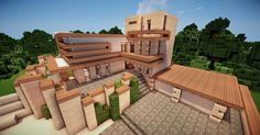 10 Best Minecraft Houses of 2014