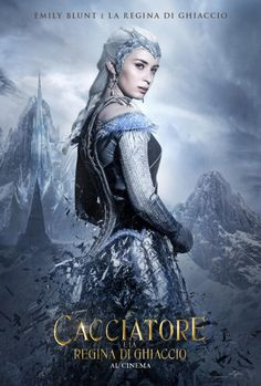 Chris Hemsworth will reprise his Snow White role in The Huntsman Winter's War, opposite Charlize Theron, Emily Blunt, and Jessica Chastain. Emily Blunt, Jessica Chastain, Charlize Theron, Chris Hemsworth, New Movies, Good Movies, Movies And Tv Shows, Movies Online, Nick Frost