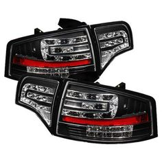 TYC Audi A ChromeClear HID Headlights For Coupe - 2006 audi a4 headlights