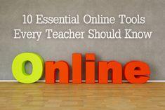 10 Essential Online Tools for Teachers-Brilliant