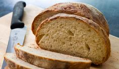 Almost No Knead Bread~Take the fear (and kneading) out of baking bread.