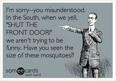 """""""Shut the Front Door"""" Down South Thats The Way, That Way, I Smile, Make Me Smile, Me Quotes, Funny Quotes, Door Quotes, Hilarious Sayings, Baby Quotes"""