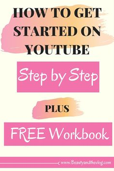 How to get started on YouTube with No Subscribers or Views