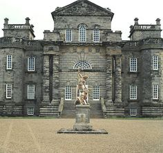 The National Trust is launching an ambitious million campaign to save Seaton Delaval Hall, one of England's finest stately homes. Chester Cathedral, Northumberland England, Small Castles, English Architecture, English Manor Houses, North East England, Historic Houses, Personal History, England And Scotland