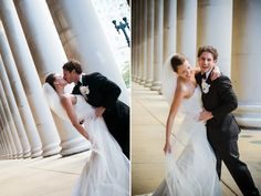 Jessica Danny's Winter Pazzo's Wedding By Gerber+Scarpelli Photography