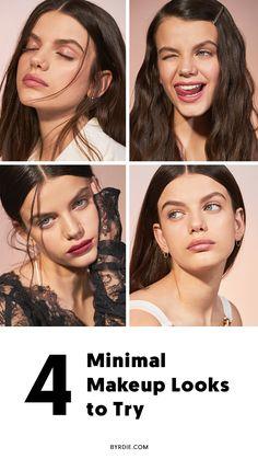 Gorgeous natural makeup looks