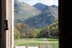 How would you like this view out your front door? (It's the French Pyrenees.)