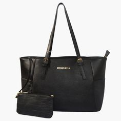 2017 new Michael Kors Jet Set Top-Zip Saffiano Leather Large Black Totes sale online, save up to 90% off dokuz limited offer, no duty and free shipping.#handbags #design #totebag #fashionbag #shoppingbag #womenbag #womensfashion #luxurydesign #luxurybag #michaelkors #handbagsale #michaelkorshandbags #totebag #shoppingbag