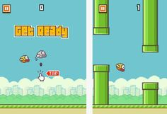 Flappy Bird Flapping Back This August With Multiplayer