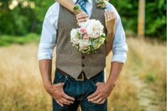 I've agreed to let Charles wear his cowboy boots, a nice pair of jeans, and a dress shirt. I just wish I could get him to wear a vest. It looks soo good!