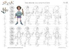 JP: Animación ✤ || CHARACTER DESIGN REFERENCES | キャラクターデザイン |  • Find more at https://www.facebook.com/CharacterDesignReferences & http://www.pinterest.com/characterdesigh and learn how to draw: concept art, bandes dessinées, dessin animé, çizgi film #animation #banda #desenhada #toons #manga #BD #historieta #strip #settei #fumetti #anime #cartoni #animati #comics #cartoon from the art of Disney, Pixar, Studio Ghibli and more || ✤