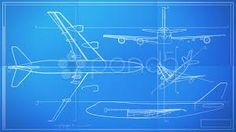 Image result for aircraft blueprints and cutouts