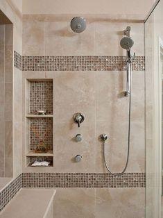 Adorable Master Bathroom Shower Remodel Ideas 14