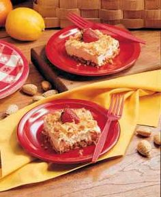 Coconut Crunch Delight - This is an AMAZING recipe!  Coconutty-delicious-ness!