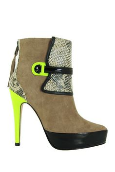 Blonde Ambition Cheryl Bootie by Blonde Ambition on @HauteLook