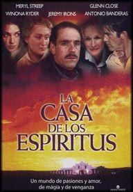La casa de los espíritus (1993) EEUU. Dir.: Bille August. Drama. Romance. Familia. S.XX (Chile) - DVD CINE 1511