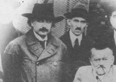 """""""C'est la théorie qui décide de ce que nous pouvons observer."""" Einstein, Tesla and Steinmetz."""