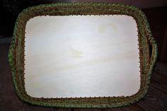 Tablett mit Holzboden, sowie ausgewählte Süss,- und Sauergräser. 45 € Gras, Wood Floor