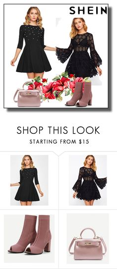 """""""Shein 6"""" by amelaa-16 ❤ liked on Polyvore"""