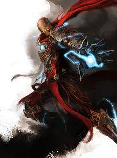 "Medieval ""Avengers"" Fan Art. Artist: theDURRRRIAN"