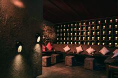 Restless Design   Bronze Bar & Cocktail Lounge Wall Lights, Photo Wall, Cocktails, Lounge, Bronze, Bar, Luxury, Interior, Projects