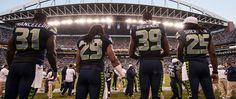 "The Seattle #Seahawks ""Legion of Boom"""