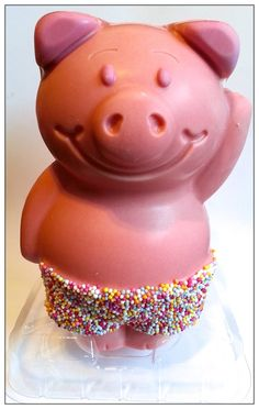 REVIEW! Marks and Spencer Percy Pig Easter Egg
